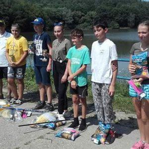 3. ročník detských rybárskych pretekov