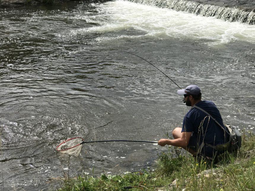 MSR v prívlači, rieka Poprad, 11.9.-13.9.2020