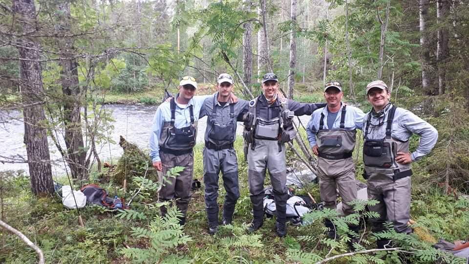 40. Majstrovstvá sveta v love rýb na umelú mušku 2021 – Kuusamo, Fínsko