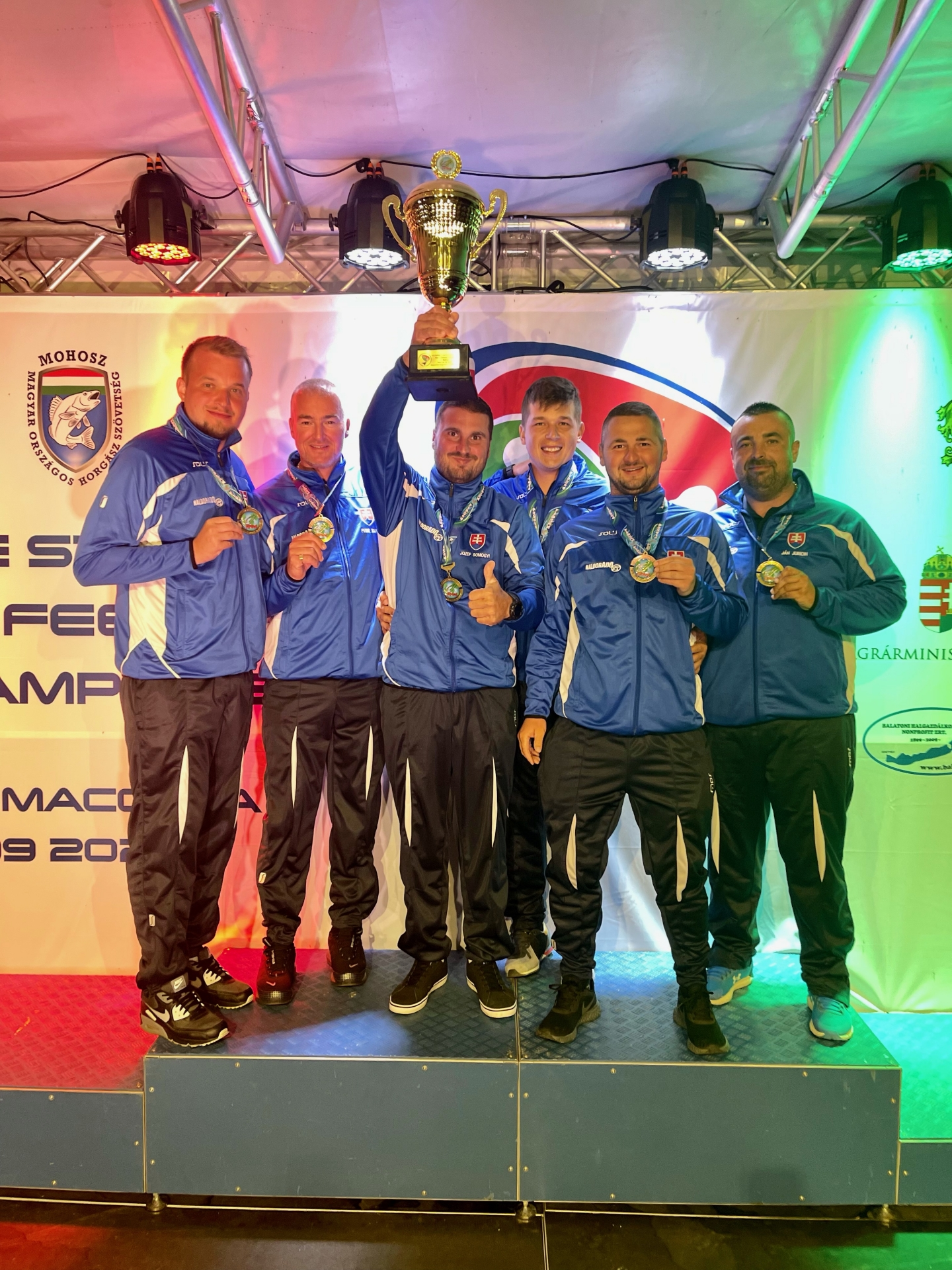 Slovensko vybojovalo 3. miesto na Majstrovstvách sveta v LRU-Feeder